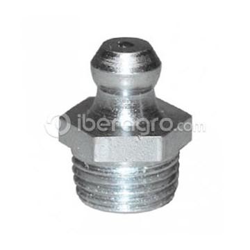 Engrasador recto 10-125 (5 uds.)