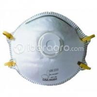 Mascarilla con válvula DM-7055 FFP1