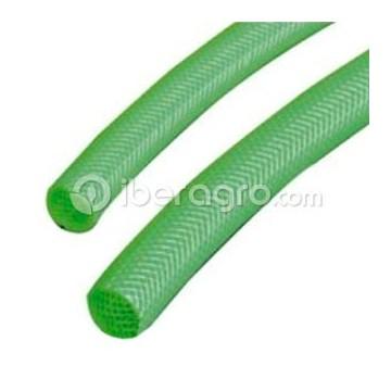 Manguera riego latex reforzada 25 mm