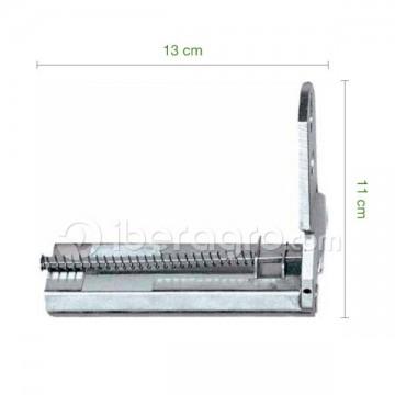 Cargador E40 atadora manual Simes 140