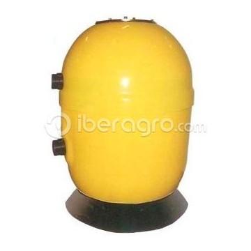 Abonadora goteo poliester 80 litros