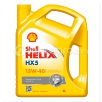 Aceite Shell Helix HX5 15W40 5L