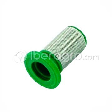 "Filtro antigota 3/8"" verde - 100 Mesh"