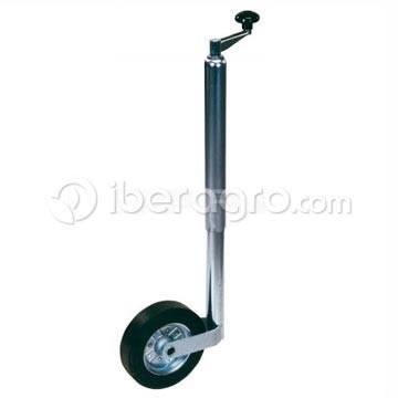 Rueda jockey de 60 mm - 400 kg