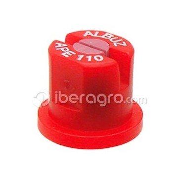 Boquilla cerámica estándar 110º ALBUZ APE (5 uds.)