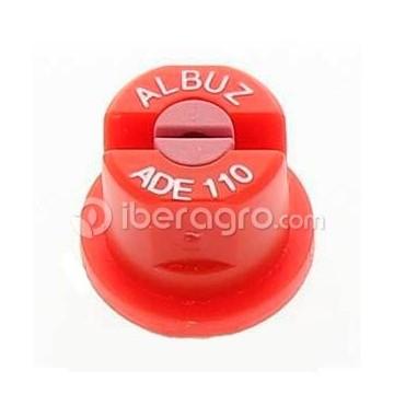 Boquilla cerámica antideriva 110º ALBUZ ADE (5 uds.)