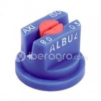 Boquilla cerámica rajilla 110º ALBUZ AXI
