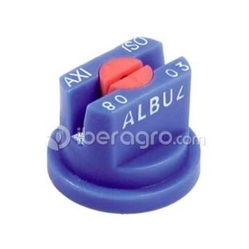Boquilla cerámica rajilla 110º ALBUZ AXI (5 uds.)