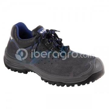 Zapato seguridad serraje mod. Myron