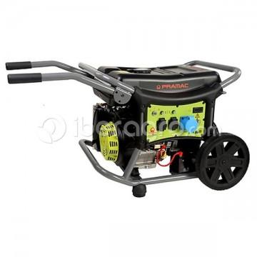 Generador eléctrico Pramac WX 7000