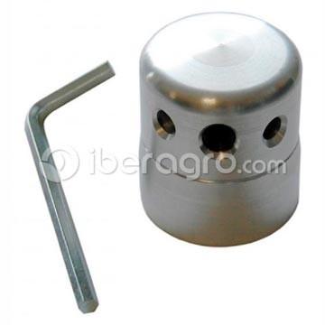 Cabezal aluminio desbrozadora pro