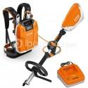 Kit STIHL KMA 130 R + AR 2000 + AL 300