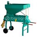 Peladora de almendras 5000/5 MRE tractor