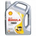 Aceite Shell Rimula R4 X 15w40 5L