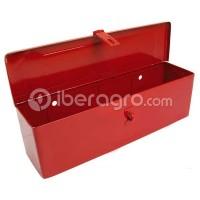 Caja de herramientas cabina tractor
