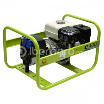 Generador eléctrico Pramac E4000