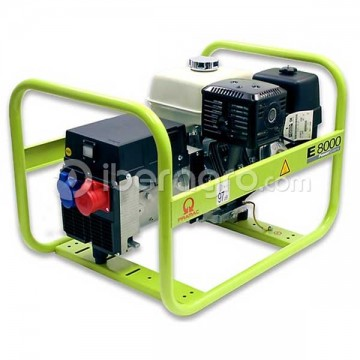 Generador eléctrico Pramac E8000