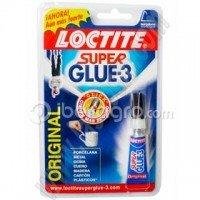 Loctite Super Glue-3 Tubo