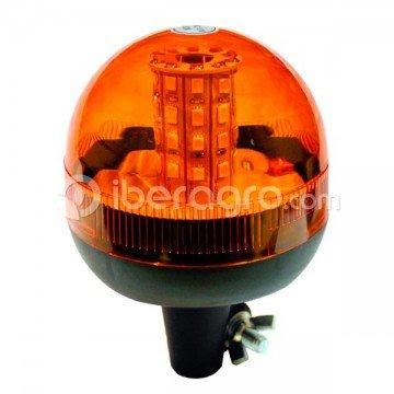 Rotativo led fijación estándar 12/24 V