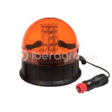 Rotativo led fijación magnética 12/24 V