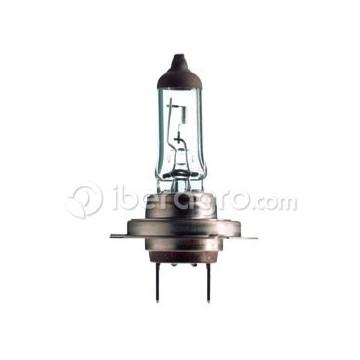 Lámpara halógena H7 12V 55W