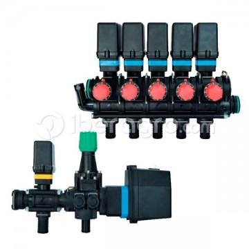 Grupo eléctrico proporcional 5 vías 260 l/min