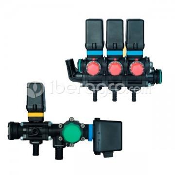 Grupo eléctrico proporcional 3 vías 150 l/min