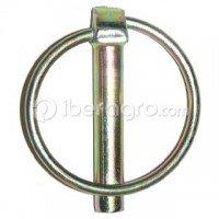 Pasador de anilla 6 mm (5 uds.)