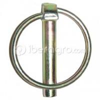 Pasador de anilla 8 mm (5 uds.)